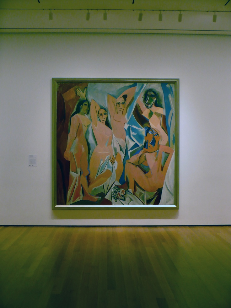 les demoiselles d'avignon Les demoiselles d'avignon (the young ladies of avignon, and originally titled the brothel of avignon) is a large oil painting created in 1907 by the spanish artist.