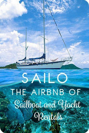 Sailo: the AirBnB for boat and yacht rentals