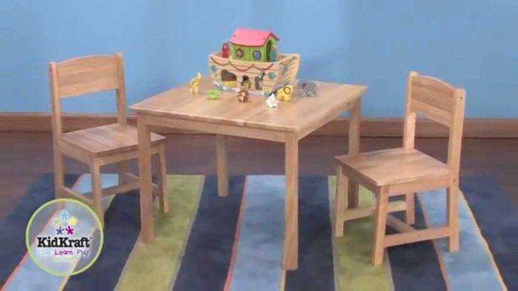 Interior Design Table Pour Enfant Table Pour Enfant En Bois Naturel Et Chaises Deco Murale Grand Format Can Table Pour Enfants En Bois Table Enfant Chaise Deco