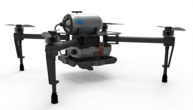 Energy tech company Intelligent Energy has developed a prototype of Hydrogen Fuel Cells to extend Drone Flight Time.