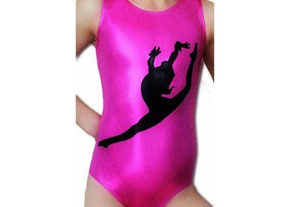 Гимнастика для купальников Девушки Мистика Черная кошка весело от AEROLeotards