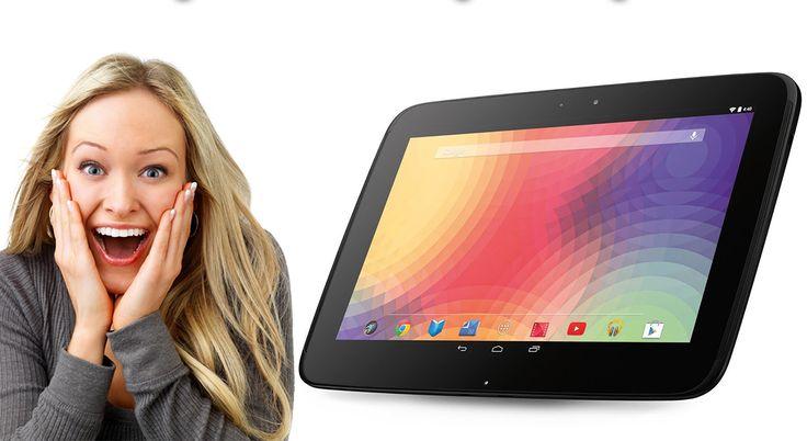 Μεγάλος διαγωνισμός BeautyOutlet.gr με ΔΩΡΟ ένα Tablet Google Nexus 10!