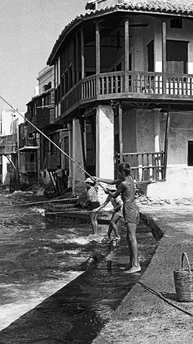 Mykonos Little Venice,1974