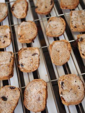 「れーずんパン de ラスク」ひよたmama | お菓子・パンのレシピや作り方【corecle*コレクル】