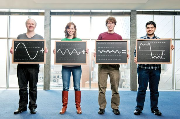 A Faster Fourier Transform - mathematical upgrade promises a speedier digital world.