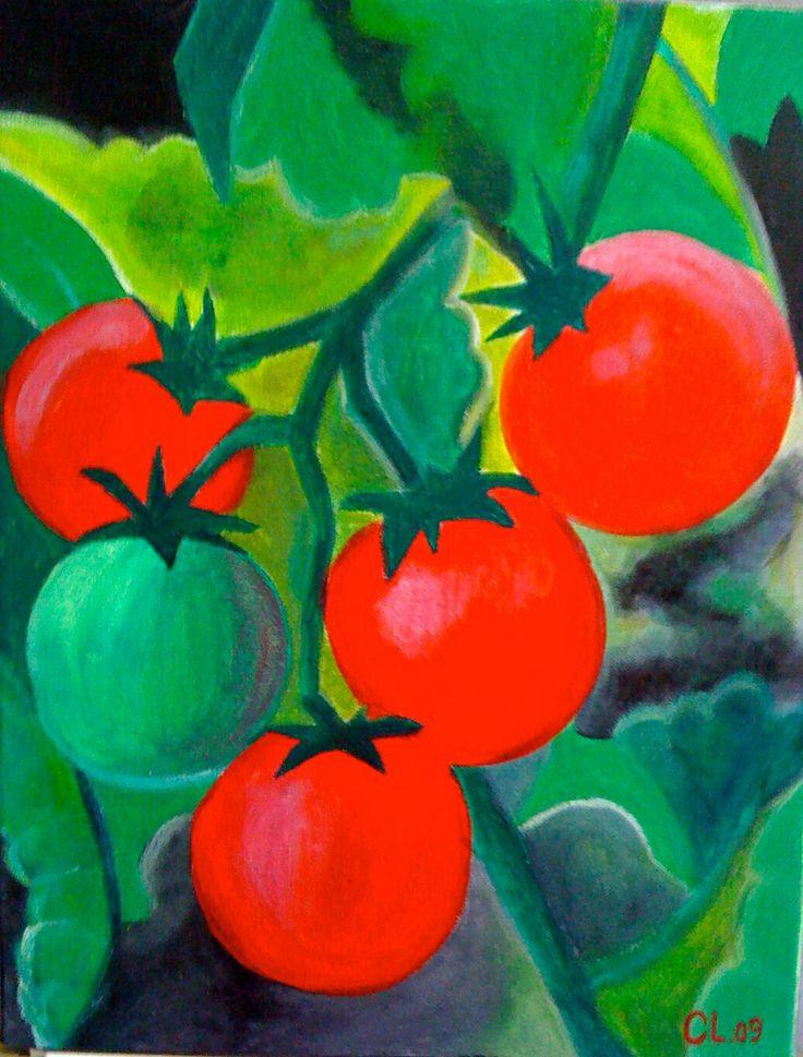 Mis tomates