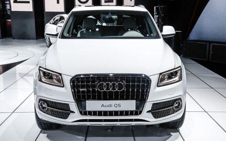 2014 Audi Q5 Changes