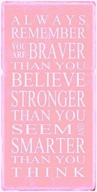 This is for you Rachel!!!!! You are the bravest and strongest girl I l know I love you!