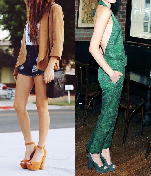 Fashion Trend: Τετράγωνα Τακούνια   Misswebbie.gr