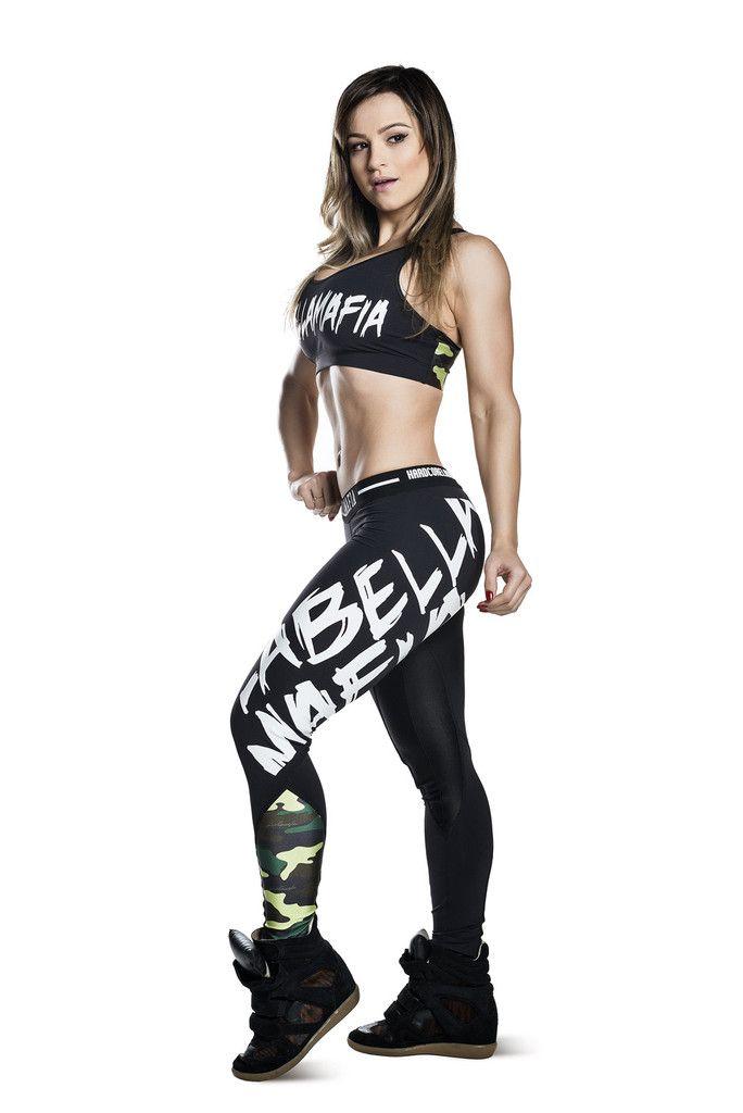 Labellamafia Energy Soldier Legging