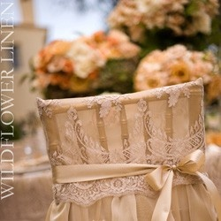 lace & ribbon chair covers: Vintage Chairs, Lace, Vintage Wedding, Wedding Receptions, Idea, Chairs Decor, The Bride, Wedding Chairs, Chairs Covers