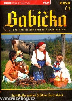 Televizní zpracování příběhu Boženy Němcové Babička na 2 DVD v Edici České televize.