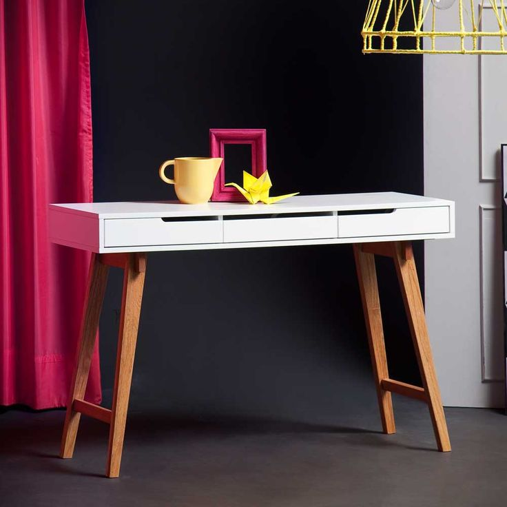 Schminkkommode Computer Jugendschreibtisch Tisch Schminktisch Spiegelkommode Wohnzimmer Computertisch Schreibtisch Broschreibtisch