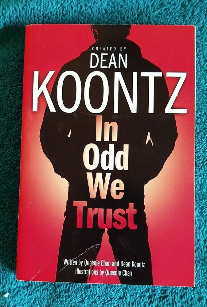 Odd Thomas Graphic Novels In Odd We Trust By Dean Koontz 2008 Paperback In 2020 Dean Koontz Graphic Novel Novels
