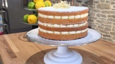 John's lemon drizzle showstopper