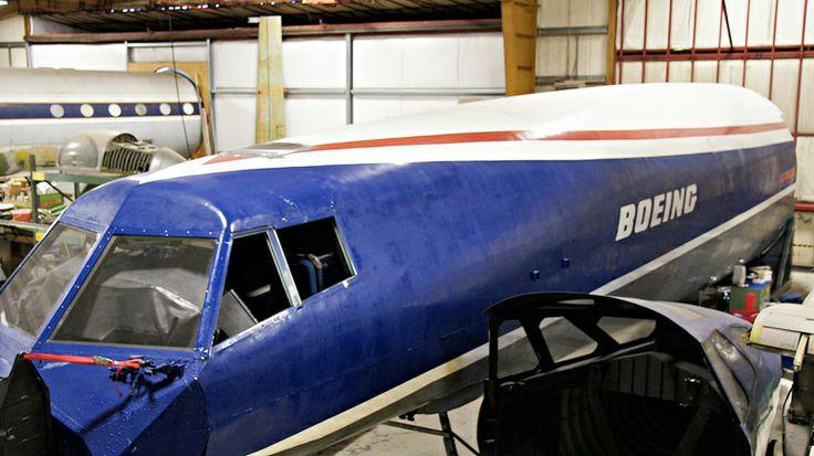 Boeing SST Mockup