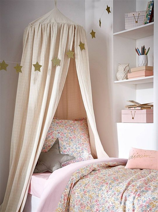 25 best ideas about ciel de lit fille on pinterest diy. Black Bedroom Furniture Sets. Home Design Ideas