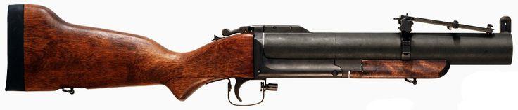 M79 Grenade Launcher - 40x46mm - Grenade Launcher