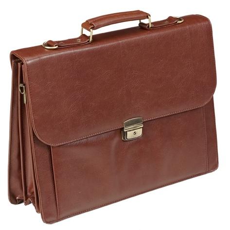 Χαρτοφύλακας, τσάντα πολυτελείας 4 θέσεων απο δερματίνη