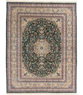 China Isfahan Teppich Dieser Schöne China Isfahan Teppich 00013079 Stammt  Aus China Und Hat Die Farbe Grün, Beige. Der Teppich Ist Aus Hochwertigem  Material ...