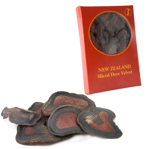 Deer Velvet Tips – Cervidor – 30g | Shop New Zealand NZ$109.90