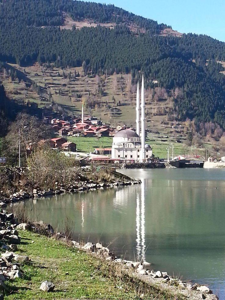 Trabzon, Uzungol / Turkey