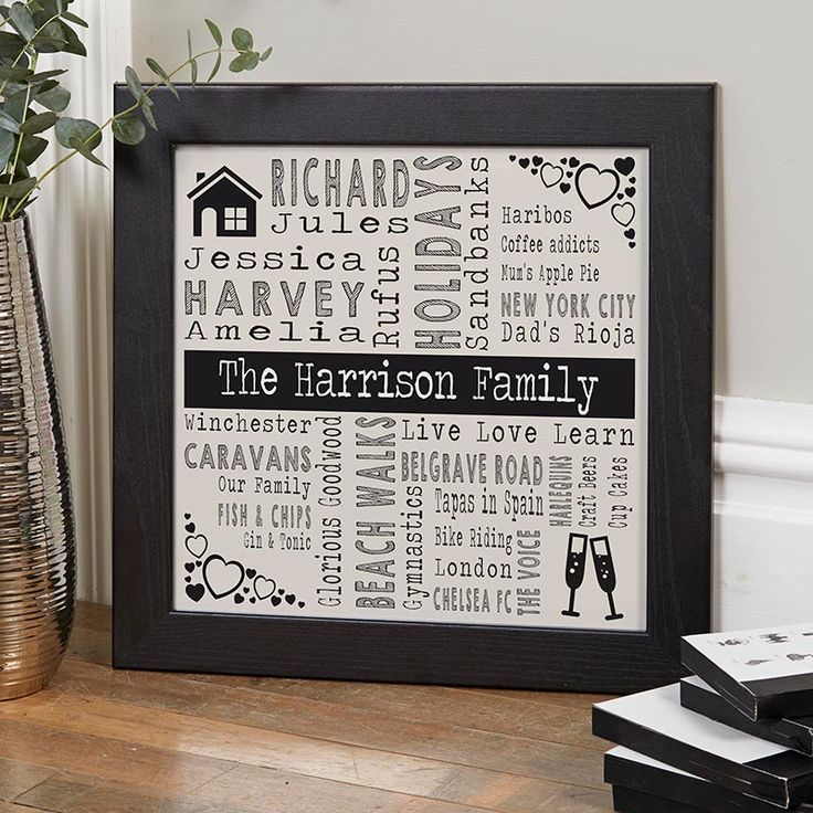 Beautiful Personalised Word Art Prints & Canvases. Easy to Create & Preview On Screen Before You Buy. A perfect gift for any occasion. From £14.99 with Fast Free Delivery. Design & order yours at www.chatterboxwalls.co.uk?utm_content=buffer5c661&utm_medium=social&utm_source=pinterest.com&utm_campaign=buffer