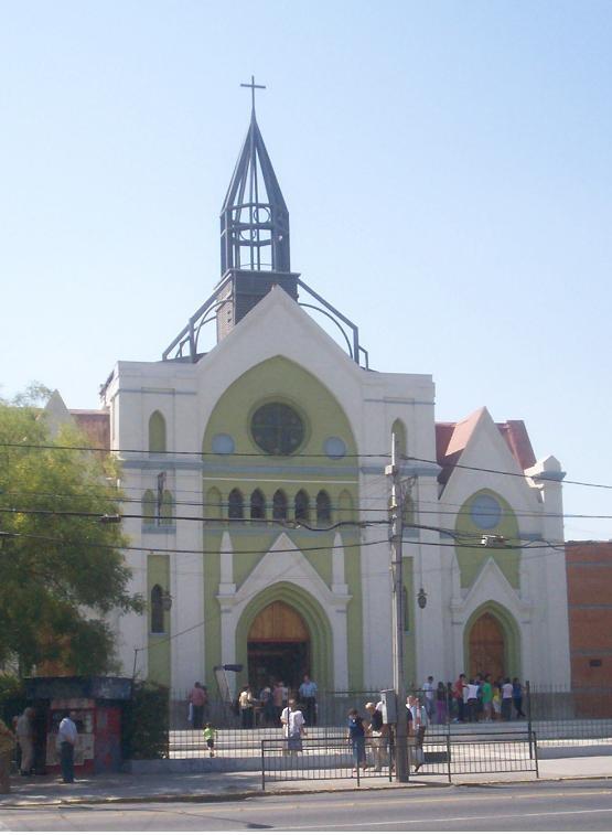 Parroquia San Miguel Arcángel - Chile