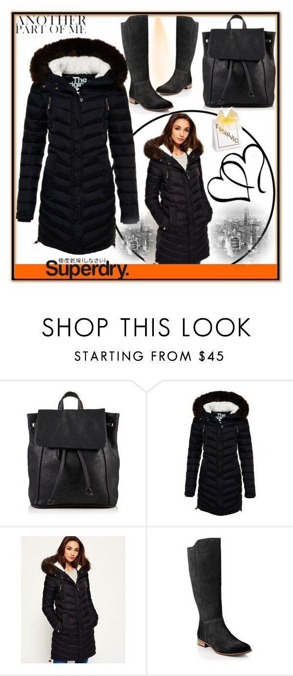 """The Cover Up – Jackets by Superdry: Contest Entry"" by selly111528 ❤ liked on Polyvore featuring Superdry"