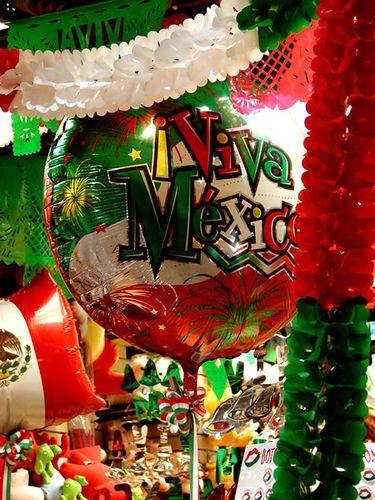 Ideas para festejar las fiestas patrias. #VivaMexico #DIY