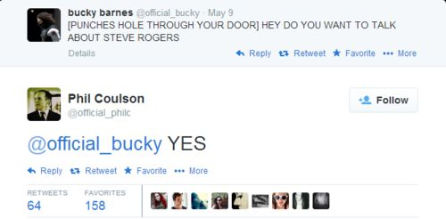The greatest exchange on twitter< LOVE IT!!! imagine when they meet each other, if they do.......
