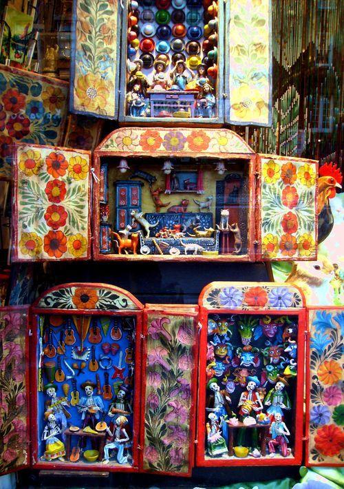 15 besten dia de los muertos bilder auf pinterest for Mexikanische dekoration