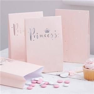 🎉 JUST ADDED - Itty Bitty Party Princess Perfection Silver Foiled Party Bags 🍰  VIEW HERE: https://www.ittybitty.co.uk/product/princess-perfection-silver-foiled-party-bags/