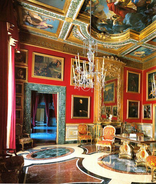 Rome Galeria: Via Della Pilotta, Galleria Colonna. Roma