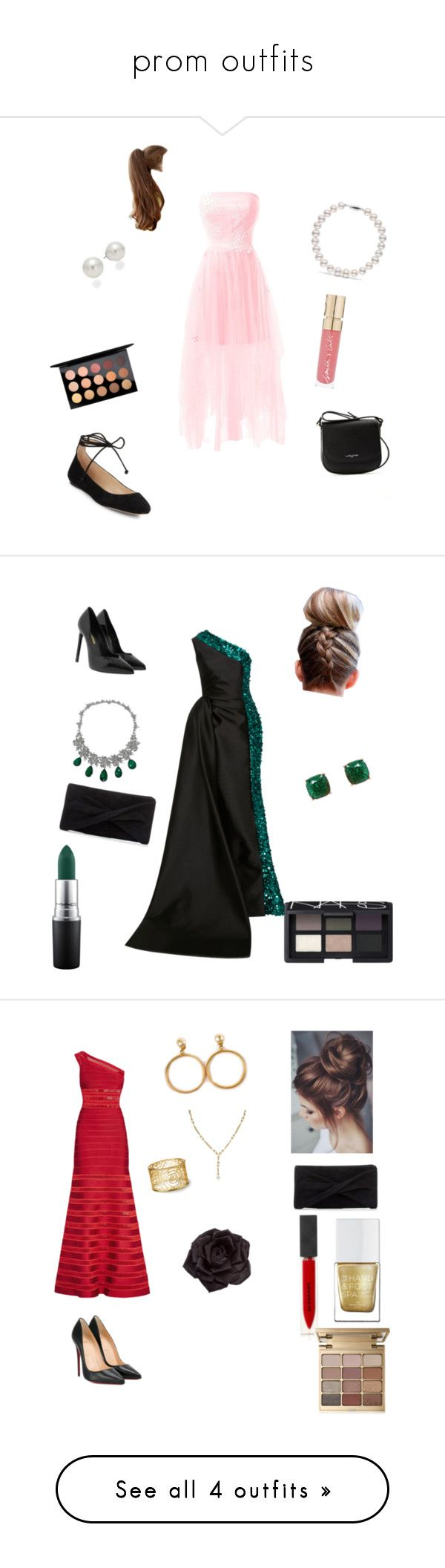 """""""prom outfits"""" by mountaindewqueen15 ❤ liked on Polyvore featuring Karl Lagerfeld, Lancaster, Smith & Cult, MAC Cosmetics, AK Anne Klein, Elizabeth Kennedy, NARS Cosmetics, Humble Chic, Reiss and Yves Saint Laurent"""