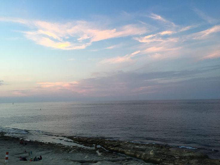 Silema sunset