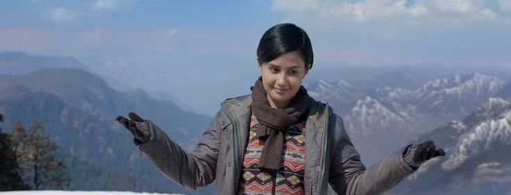 The Airtel 4G Girl Is Back in a New Role