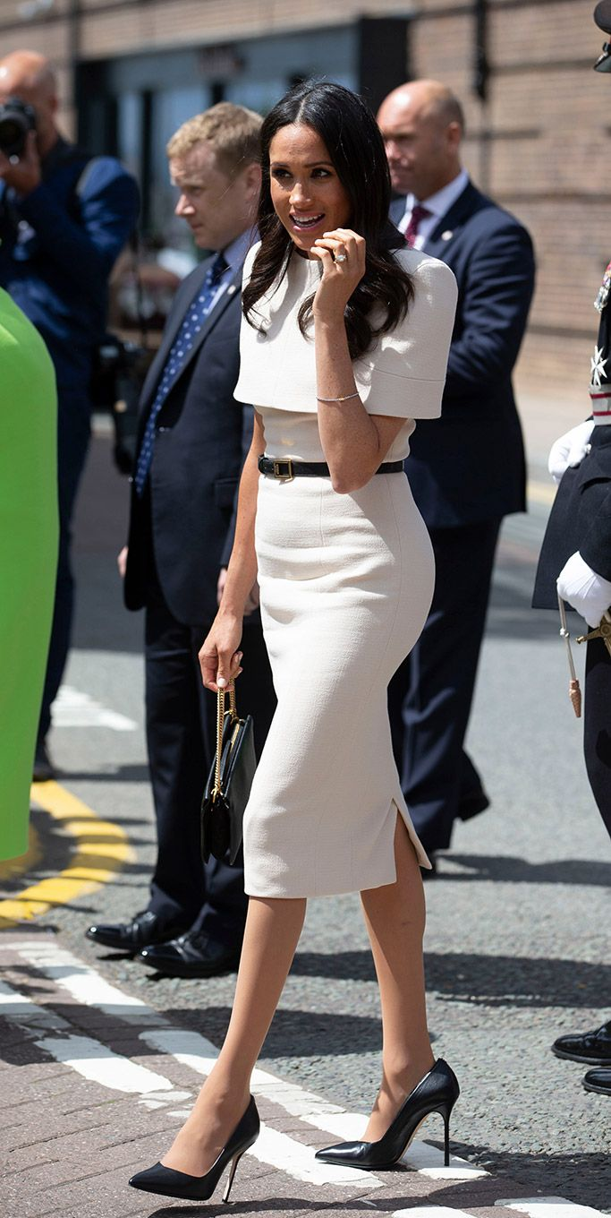0e16b4b62be Meghan Markle s Favorite Shoe Styles By Sarah Flint Have Been Restocked