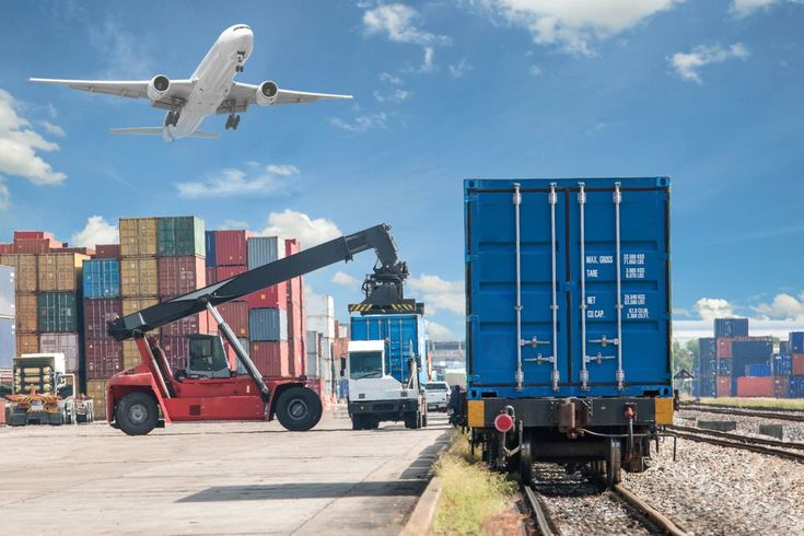 Role Of Freight Company In The Growth Of Modern Industries In 2020 Logistics Logistics Management Oceans Of The World