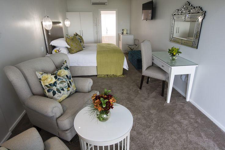 Luxury Bedroom Suites with Lake Views