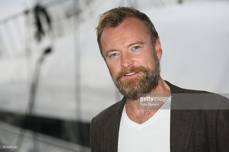 Richard Dormer attends Photocall for 'Fortitude 2' as part of MIPCOM at Palais des Festivals on October 17, 2016 in Cannes, France.