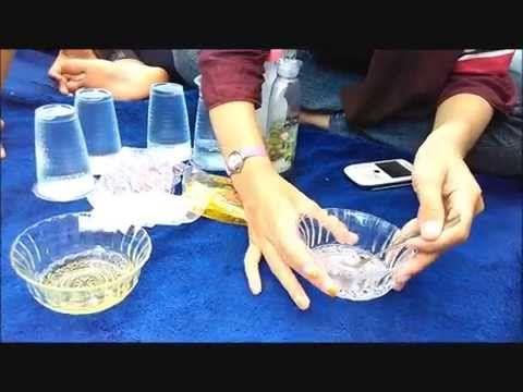 Tutorial Pembuatan Sabun Herbal Minyak Zaitun