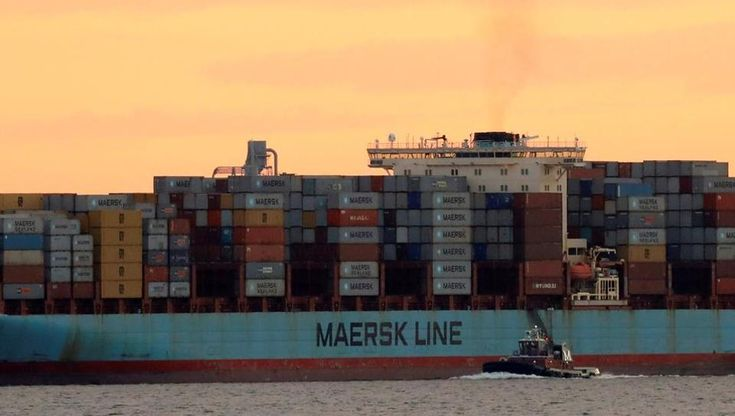 Maersk Line's container ship catches fire off Agatti Islands 4 missing