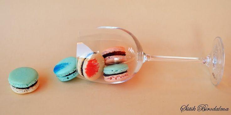 SÜTIK BIRODALMA: Macaron
