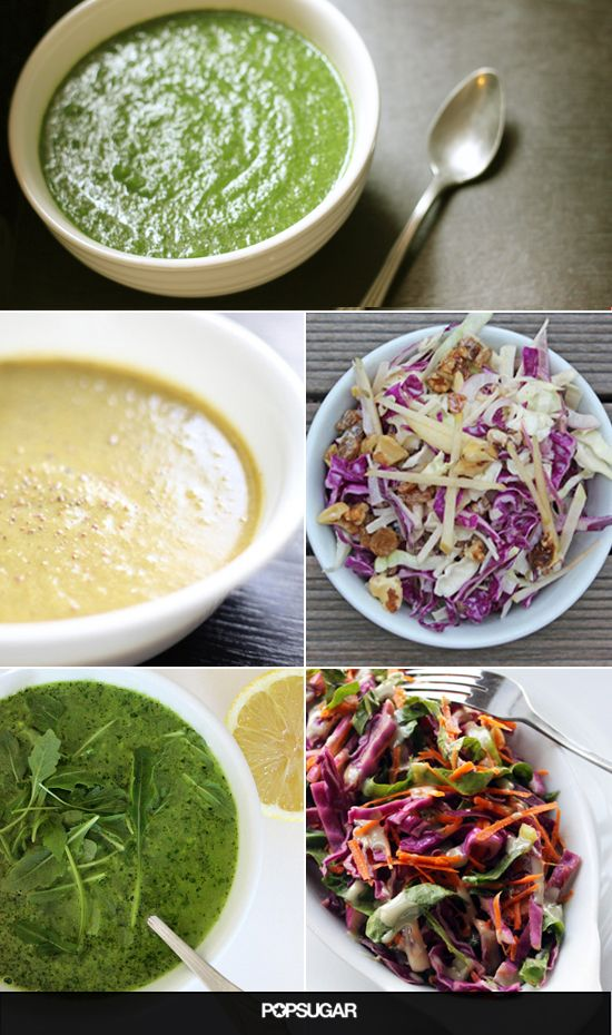 Clean Up Your Diet With 5 Detox Dinners