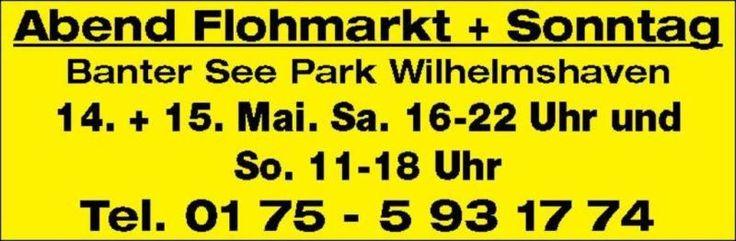 """Für Liebhaber großer und in extravaganter Lage angesiedelte Trödelmärkte, offerieren wir den Abend Flohmarkt in Wilhelmshaven im nagelneu erschlossenen """"Banter See Park"""" an der Banter Ruine, gegenüber dem schönen Luxus Hotel """"Columbia"""". Mit einer einzigartigen Preis-Leistung Politik offerieren wir für private Flohmarktanbieter ein Gelände von mehr als 30.000 qm, die Standplätze zum XXL-Tarif. So bezahlt ein Aussteller für einen 3 mtr Platz nur 10.- € pauschal. Jeder weitere beanspruchte…"""