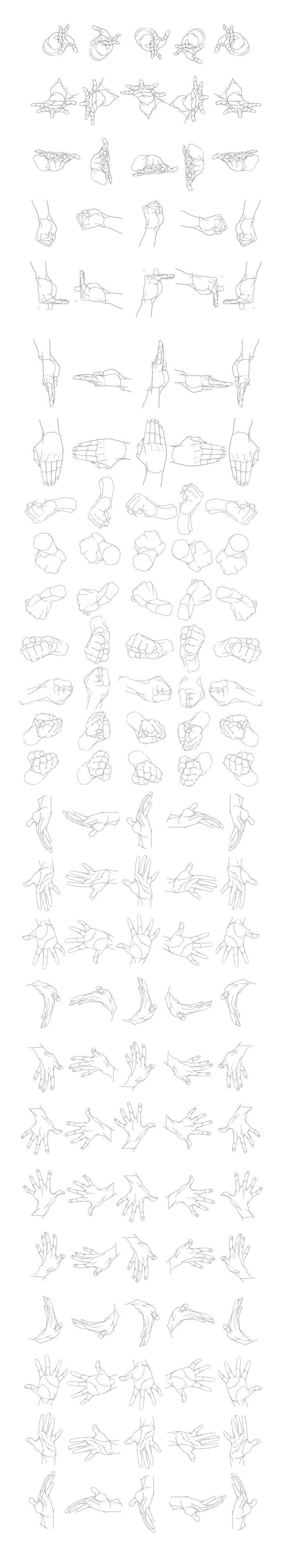 """""""Hands Movement/Rotation"""" by 0033* • Blog/Website…"""