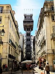 Lisbon portugal - My husband and I went to Portugal for our late honeymoon and before we went away I actually had a dream about this tower.  I couldn't actually believe it, when we got there and there it was.  So many happy memories.