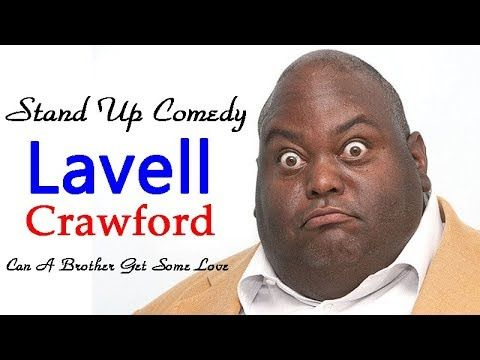 Lavell Crawford Stand Up Comedy Special Full Show (HD, 1080p) - Lavell C...