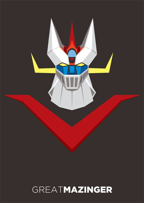 Great Mazinger by IlPizza.deviantart.com on @DeviantArt